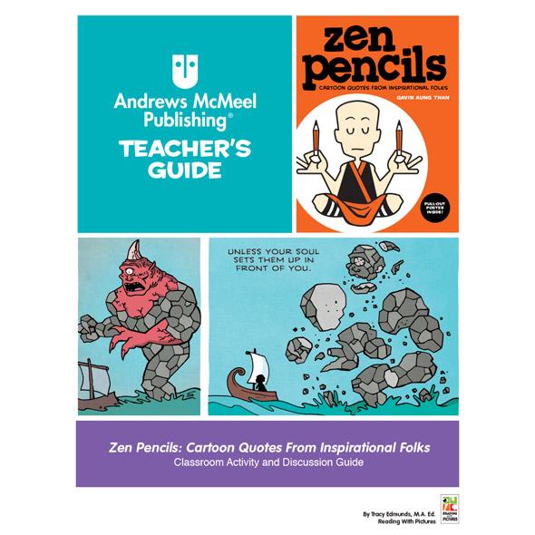 Zen Pencils Teacher's Guide free download